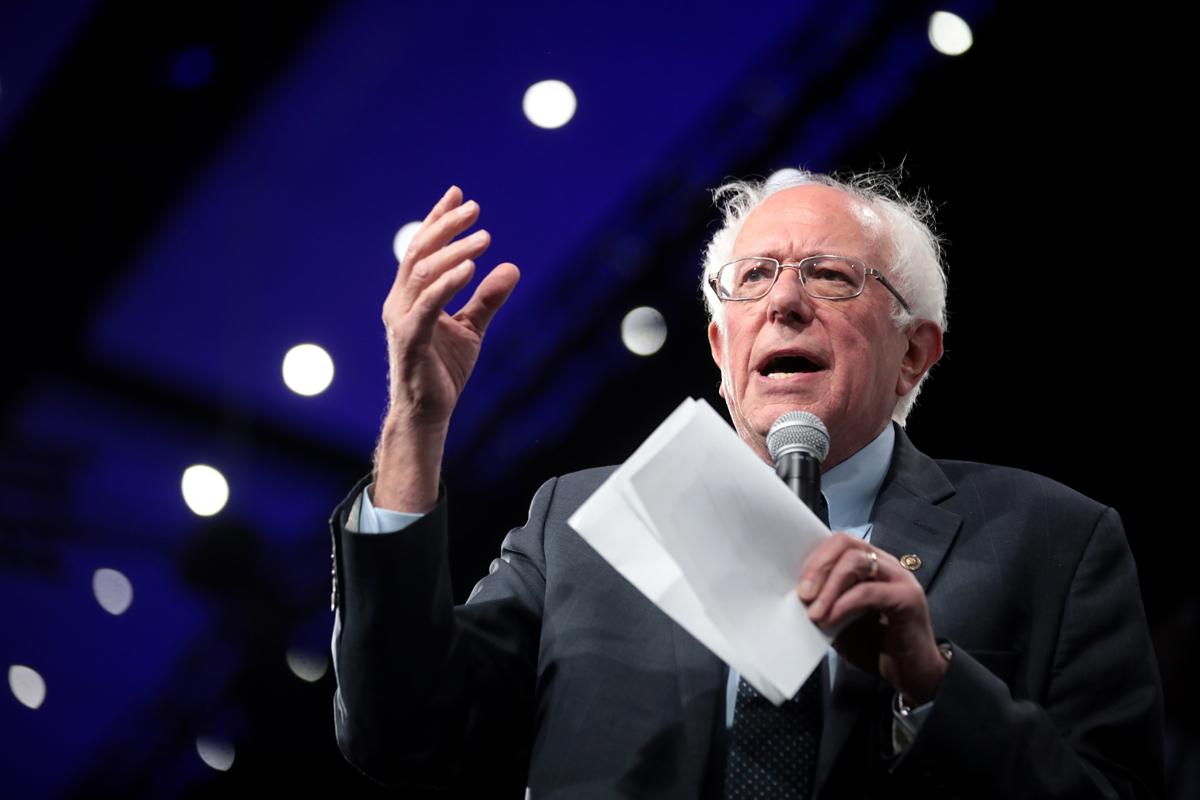 """I marginalen: """"Valet gäller USA eller socialism"""""""